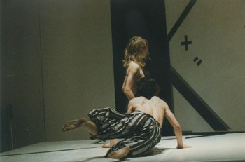 Raumbühne – Hommage an Friedrich Kiesler I, II, III, IV
